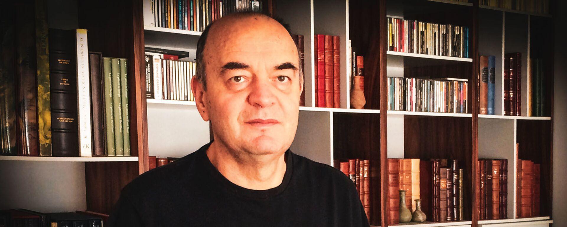 Бивши тренер КК Партизан Душко Вујошевић - Sputnik Србија, 1920, 10.09.2021