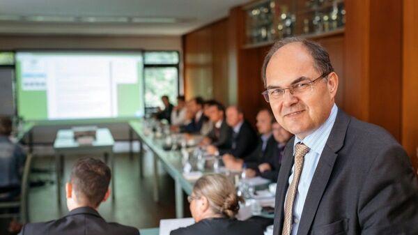 Кристијан Шмит, посланик Бундестага који ће заменити Валентина Инцка досадашњег првог човека Канцеларије ОХР у БиХ - Sputnik Србија