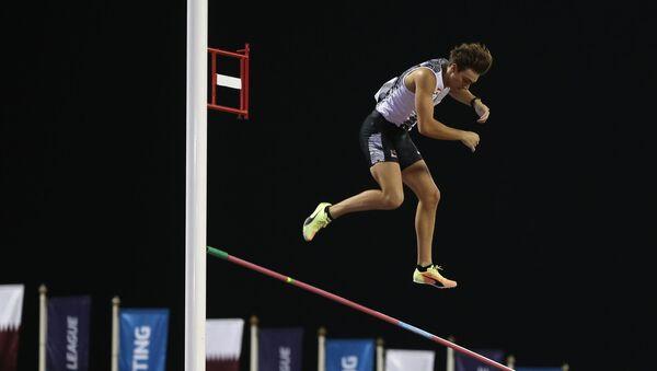 Armand Duplantis, švedski atletičar - Sputnik Srbija