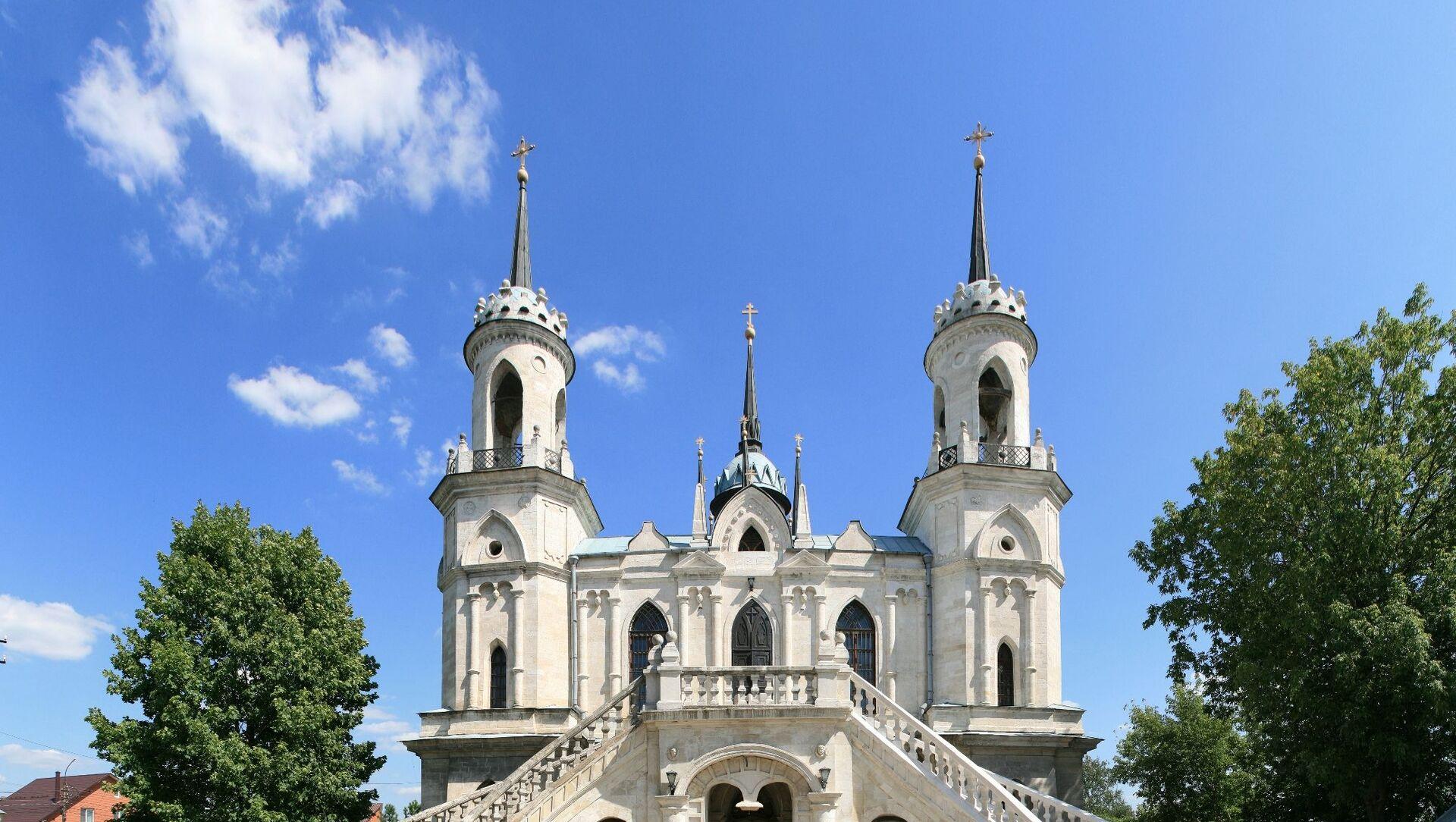 Vladimirovska crkva u Bikovu - Sputnik Srbija, 1920, 04.02.2021