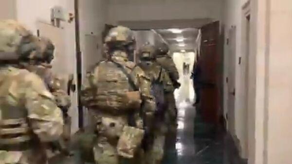 ФБИ специјалци у згради Капитола - Sputnik Србија