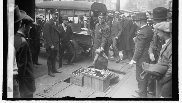 Prohibicija u Sjedinjenim Državama 1923 - Sputnik Srbija
