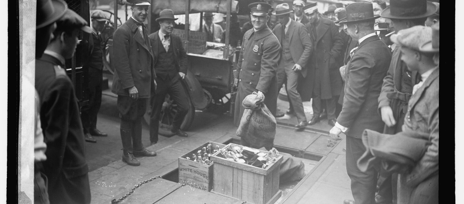 Прохибиција у Сједињеним Државама 1923 - Sputnik Србија, 1920, 08.01.2021