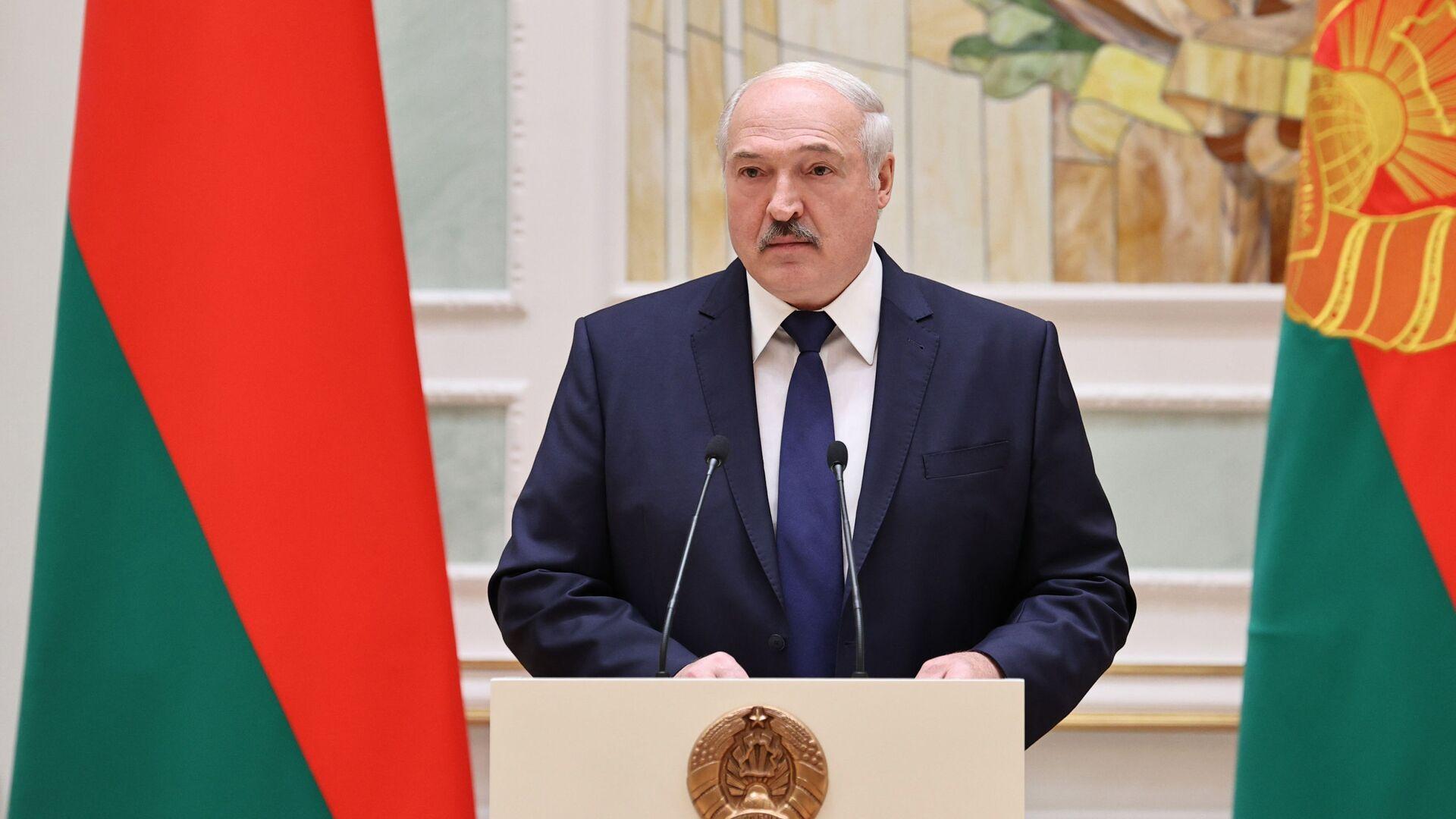 Aleksandar Lukašenko - Sputnik Srbija, 1920, 05.08.2021