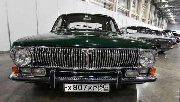 Automobil GAZ-24 Volga - Sputnik Srbija