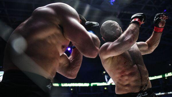 MMA borba između Ismailova i Štrikova - Sputnik Srbija