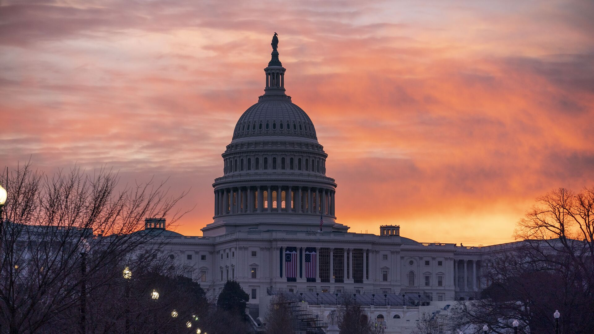 Зграда америчког Конгреса у Вашингтону - Sputnik Србија, 1920, 24.09.2021