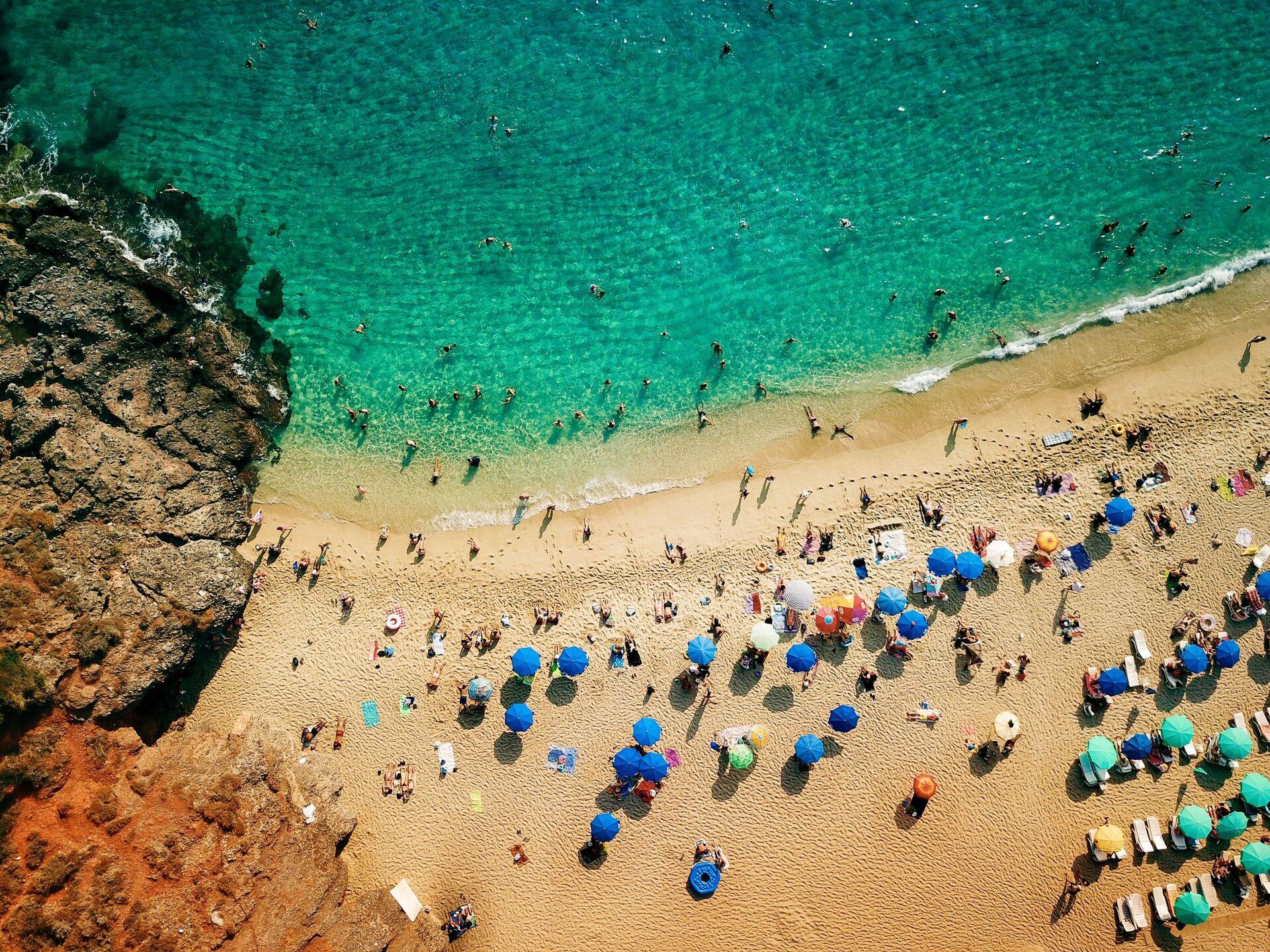 Буди се туризам: Срби већ бирају плаже у Грчкој – за које још земље се спремају аранжмани - Sputnik Србија, 1920, 02.04.2021