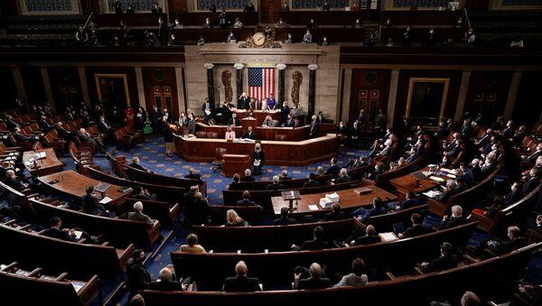 Седница америчког Конгреса - Sputnik Србија