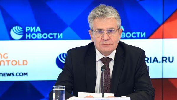 Александар Сергејев, председник Руске академије наука - Sputnik Србија