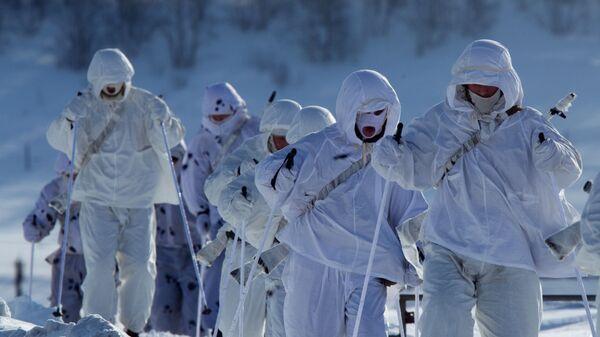 Војници руске Северне флоте  - Sputnik Србија