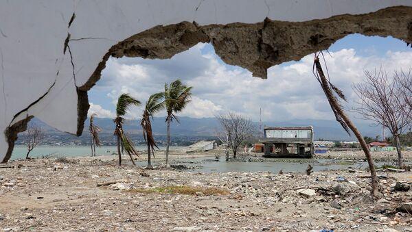 Последице земљотреса у Индонезији - Sputnik Србија