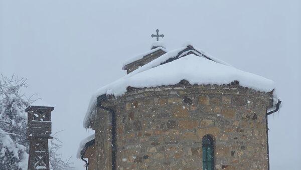 Manastir Tušimlja kod Novog Pazara - Sputnik Srbija