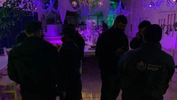 Полиција у Аргентини - Sputnik Србија
