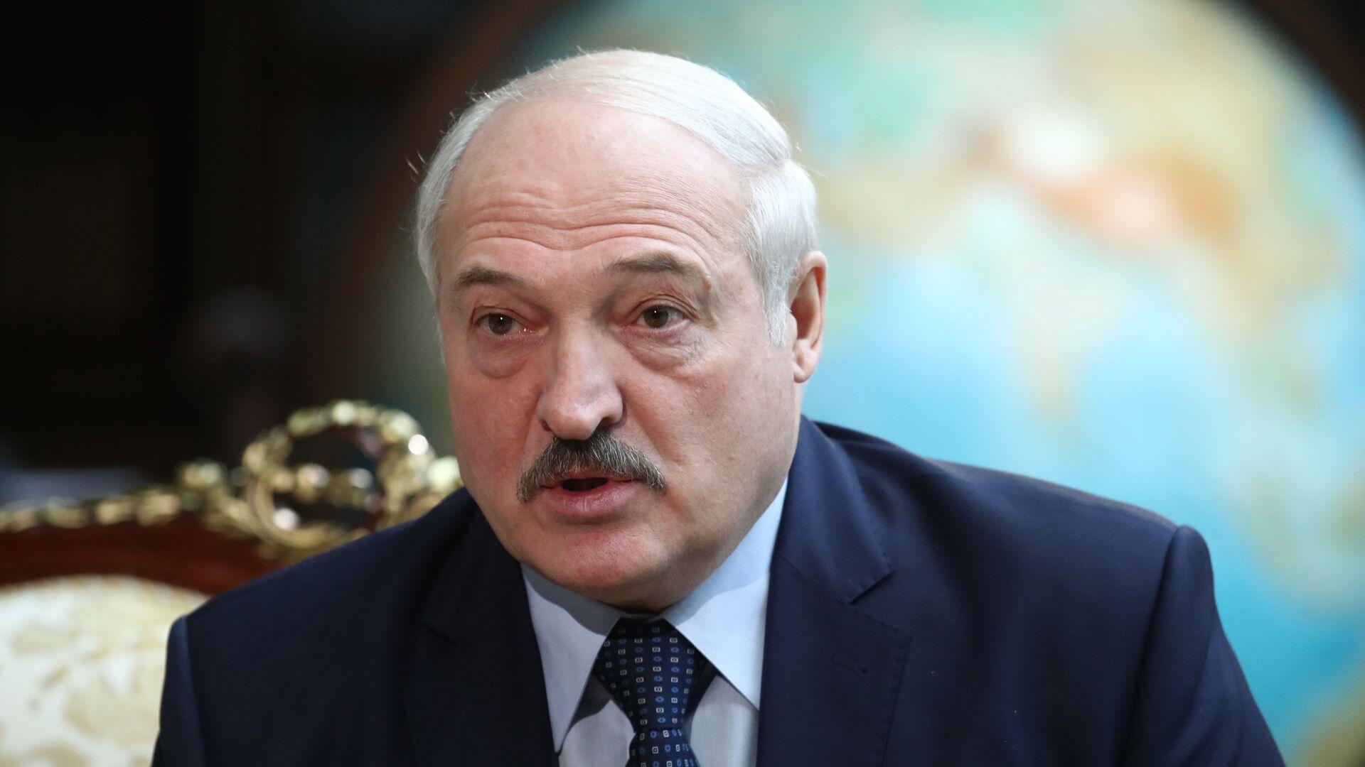 Predsednik Belorusije Aleksandar Lukašenko - Sputnik Srbija, 1920, 07.05.2021