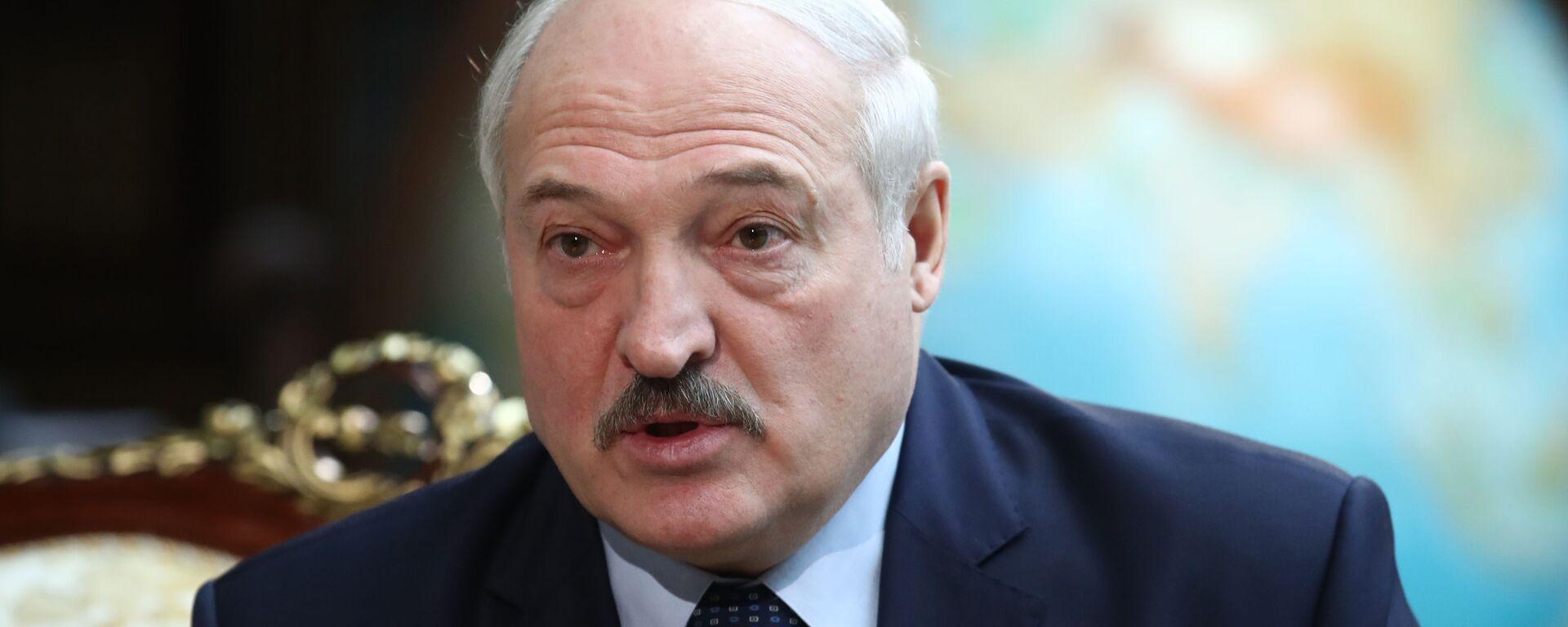 Председник Белорусије Александар Лукашенко - Sputnik Србија, 1920, 07.05.2021