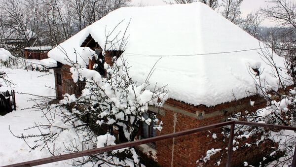 Sneg u Srbiji - Sputnik Srbija