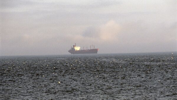 Teretni brod - Sputnik Srbija