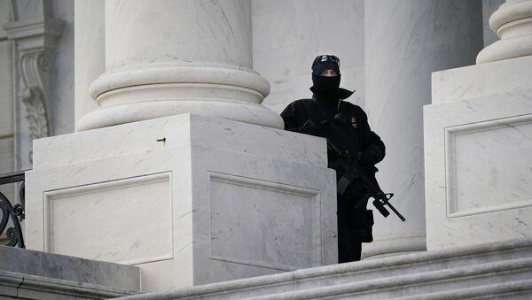 Situacija u Vašingtonu pred inauguraciju Džoa Bajdena - Sputnik Srbija