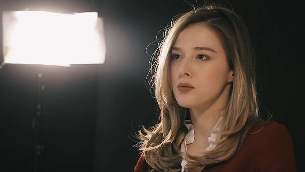 Glumica Milena Radulović - Sputnik Srbija