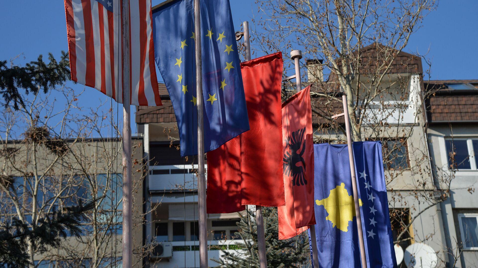 Kakvu reformu američka agencija planira za visoko školstvo na Kosovu? - Sputnik Srbija, 1920, 16.07.2021