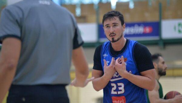 Srpski košarkaš Stefan Pot - Sputnik Srbija