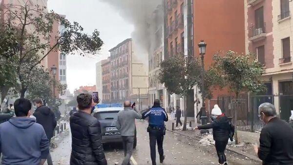 Експлозија у Мадриду - Sputnik Србија