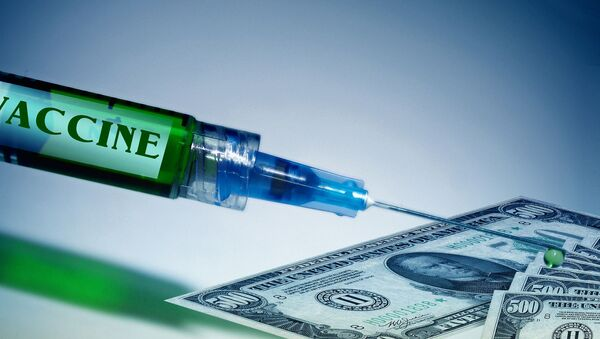 Vakcina i dolari - Sputnik Srbija