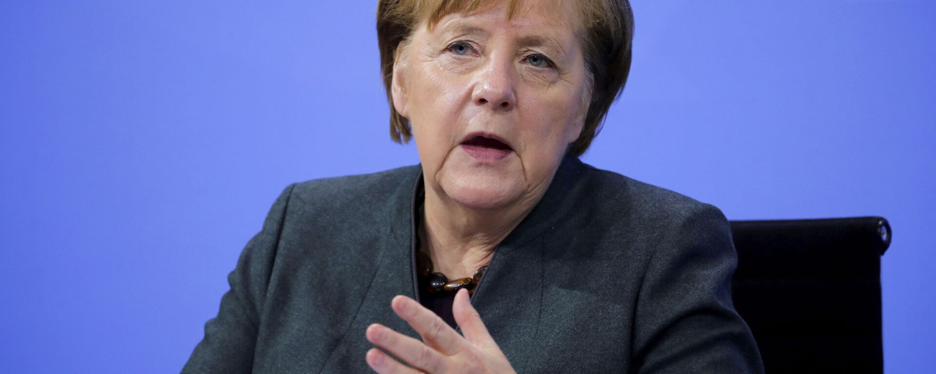 Nemačka kancelarka Angela Merkel - Sputnik Srbija, 1920, 12.09.2021