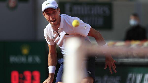 Roberto Bautista Agut, španski teniser - Sputnik Srbija