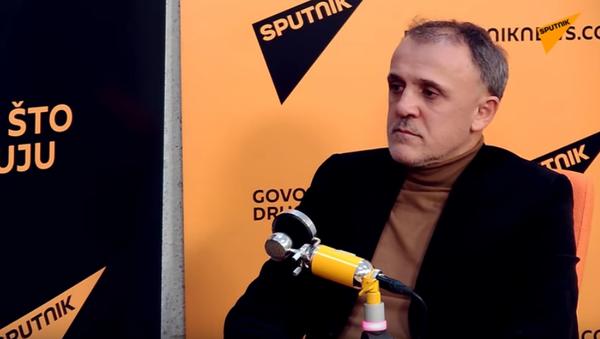 Ljubinko Drulović u Miljanovom korneru - Sputnik Srbija
