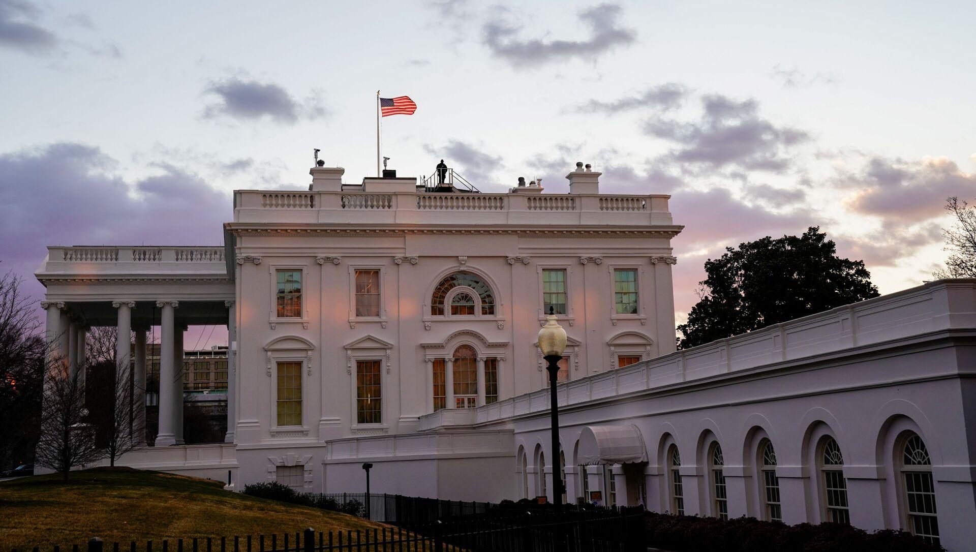 Бела кућа у Вашингтону - Sputnik Србија, 1920, 04.02.2021