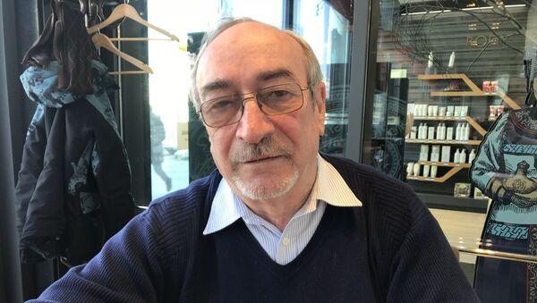 Doktor hemijskih nauka, profesor Leonid Rink - Sputnik Srbija