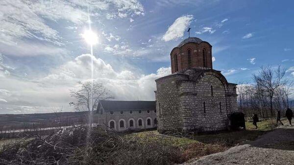 Crkva Svete Nedelje u Brnjači kod Orahovca - Sputnik Srbija