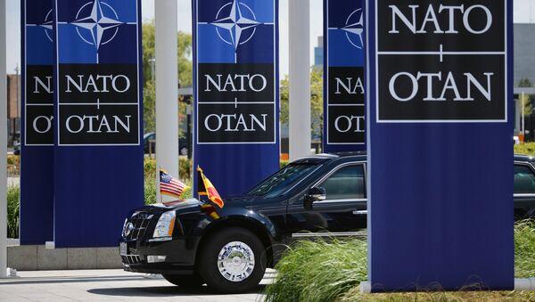 Američki predsednik i šef NATO – na dnevnom redu Rusija, Irak, Avganistan - Sputnik Srbija