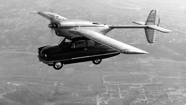 До неба и даље! Прототипови летећих аутомобила и такси-дронова - Sputnik Србија