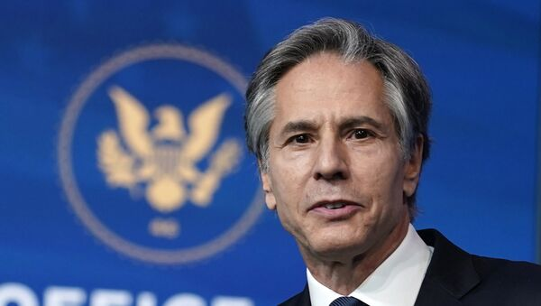 Ентони Блинкен, државни секретар САД - Sputnik Србија
