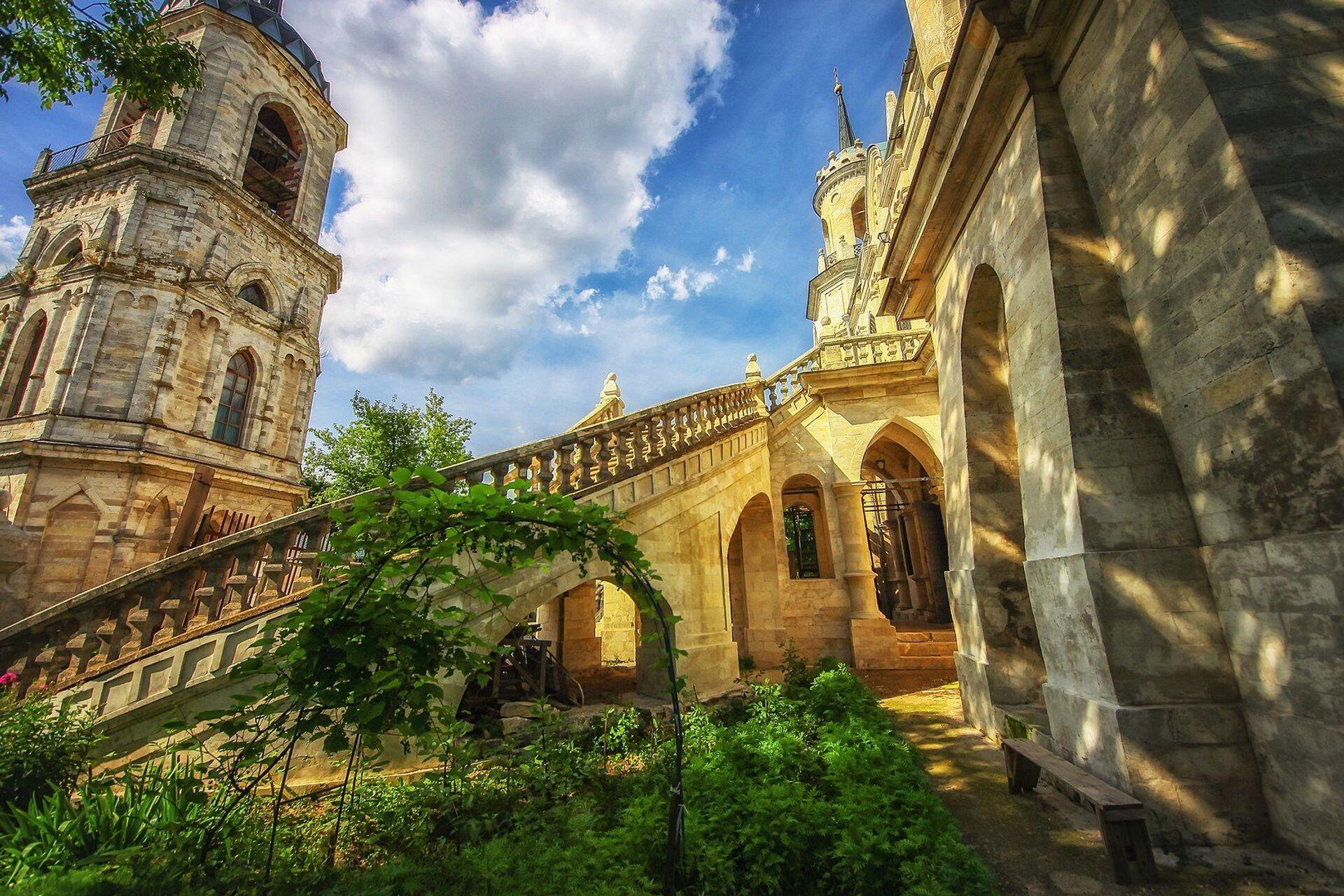 Upoznajte najneobičniju crkvu u Podmoskovlju /foto/  - Sputnik Srbija, 1920, 04.02.2021