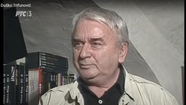 Duško Trifunović - Sputnik Srbija