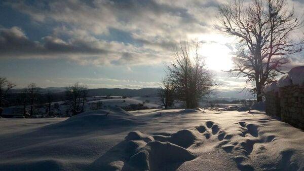 Снег у Србији - Sputnik Србија