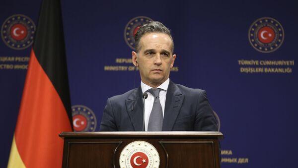 Немачки министар спољних послова Хајко Мас - Sputnik Србија
