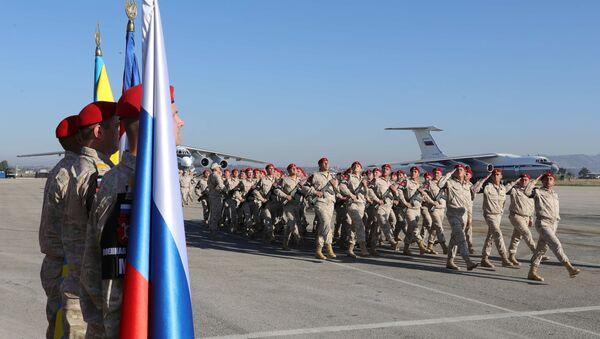 Ruska baza Hmejmim u Siriji - Sputnik Srbija