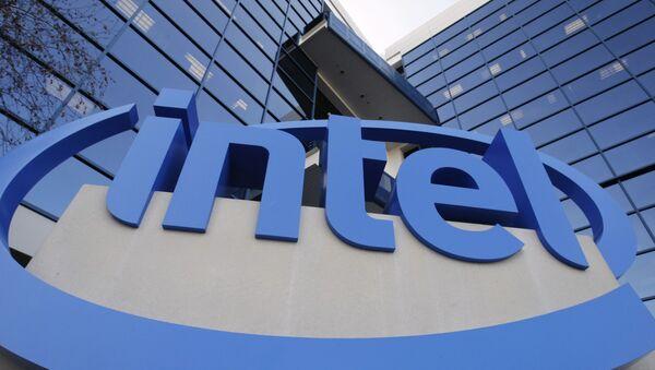Logo kompanije Intel - Sputnik Srbija