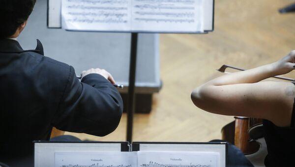 Beogradska filharmonija - Sputnik Srbija
