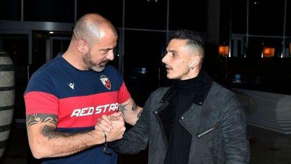 Станковић и Фалко - Sputnik Србија