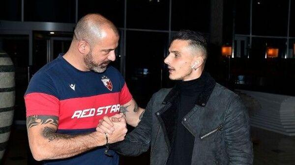 Stanković i Falko - Sputnik Srbija