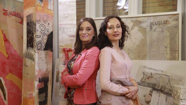 Marina Rajević Savić i Ivana Žigon - Sputnik Srbija