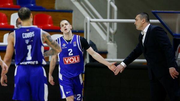 Nikola Ivanović i Dejan Milojević - Sputnik Srbija