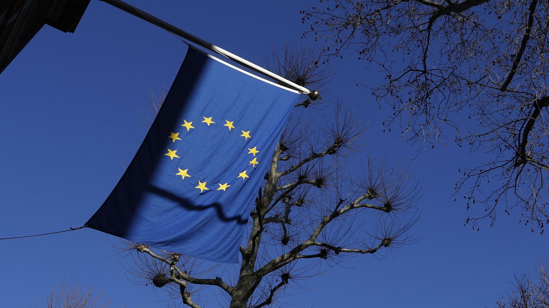 Застава Европске уније  - Sputnik Србија, 1920, 27.09.2021