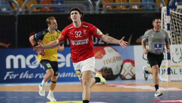 Jakob Holm - Sputnik Srbija